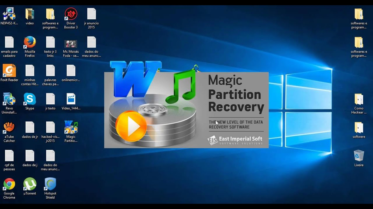 magic partition recovery 2.8 serial