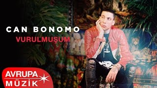 Can Bonomo - Vurulmuşum (Official Audio)