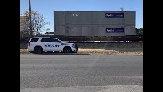 IP railroad crossings closed while BNSF railway police investigate Saturday morning accident