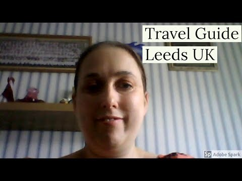 Travel Guide My Holiday To Leeds West Yorkshire UK Review