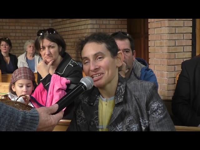 Iványi Gábor Igehirdetése 2019.10.27. Megbékélés Háza Templom