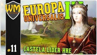 EU4 Castela Líder HRE #11 - Eventos - Gameplay PT BR