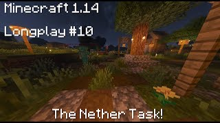 The Nether Task - Minecraft Longplay #10