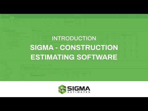 Sigma Estimates