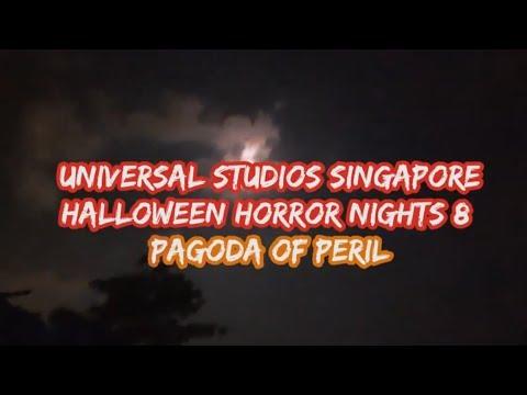 Universal Studios Singapore Halloween Horror Nights 8 Pagoda of Peril