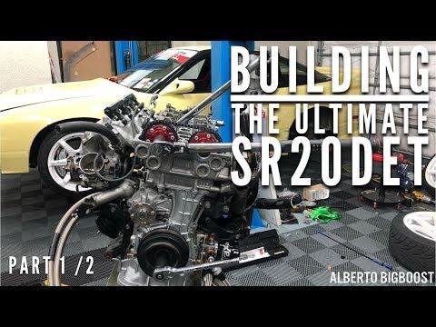ULTIMATE SR20 BUILD