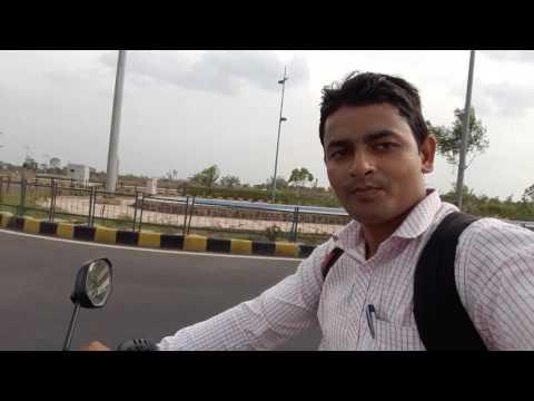 New Raipur bike visit