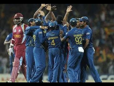 Sri Lanka Vs West Indies ICC T20 World Cup 2012
