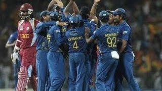 Sri Lanka Vs West Indies ICC T20 World Cup 2012