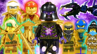 LEGO NINJAGO THE MOVIE - SHADOW OF THE OVERLORD