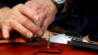 Violins & Orchestra Instruments : How to Make a Violin Mute