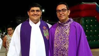 Representantes de várias paróquias do Estado do Ceará participaram da acolhida à Nossa Senhora Apar