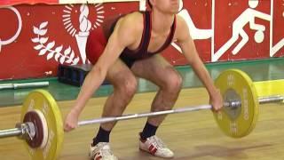 Чемпионат области по тяжелой атлетике