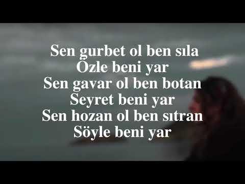 Halit Bilgiç  - Sevda Türküsü ⎮Sözleri ⎮ Lyrics