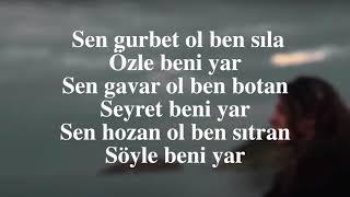 Halit bilgiç sevda türküsü şarkı sözleri