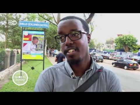Global Shaper: Ephraim Rwamwenge de Kigali | Global 3000