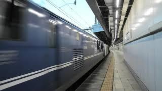 JR東海 名古屋駅を地味に高速通過するEF210