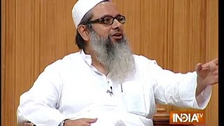 Are Muslims Confused On Yoga, Madni Answer In Aap Ki Adalat | India Tv