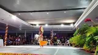 Elizabeth Paulo Cook islands dancer of the year 2017 URA PENU