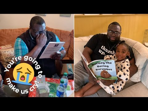 Wife Surprises Husband By Publishing Children's Book He Wrote As Kid from YouTube · Duration:  1 minutes 46 seconds