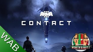 Arma III Contact Review - The new Aliens DLC (Video Game Video Review)