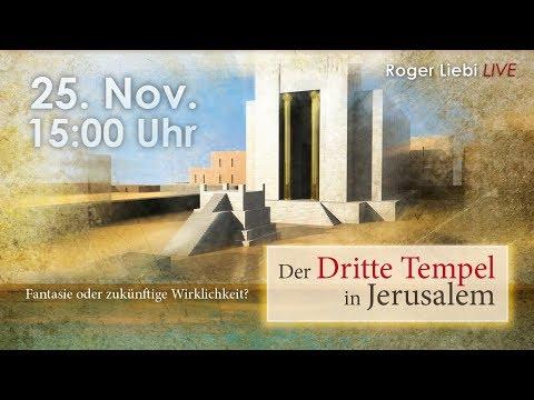 Der Dritte Tempel in Jerusalem - Fantasie oder zukünftige Wirklichkeit?