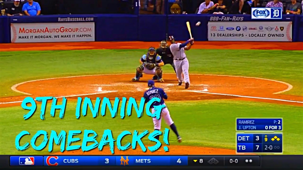 Download Greatest 9th Inning Comebacks!