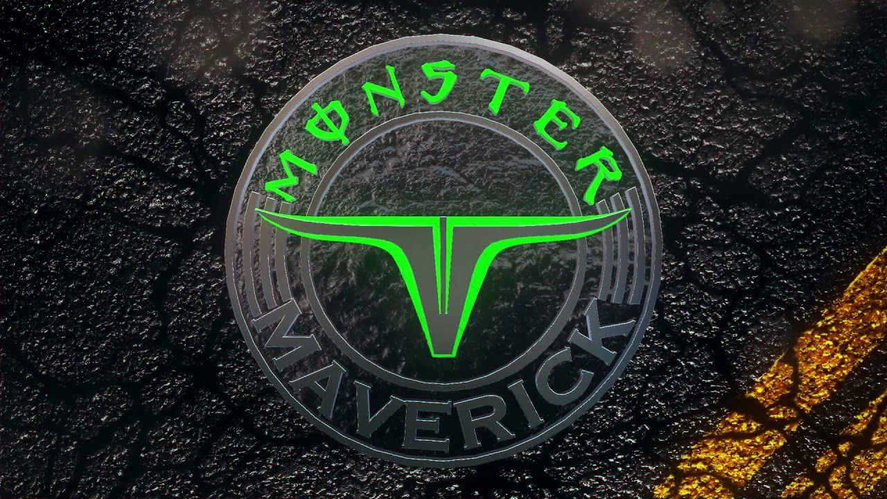 Monster Logo 16x9
