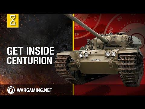 Inside the Chieftain's Hatch: Centurion. Part 2