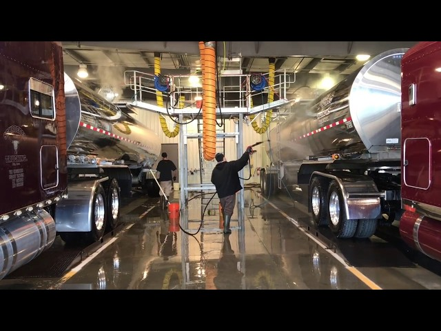 Schipps Pro Power Wash - Tanker Cleaning