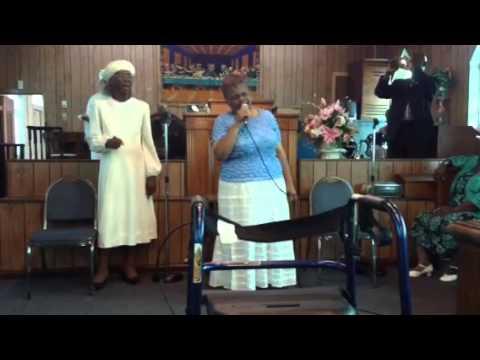 Debbie Keith singing God Specializes