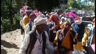 "Exclusive   'Namami Devi Narmade"" Seva Yatra arrived"