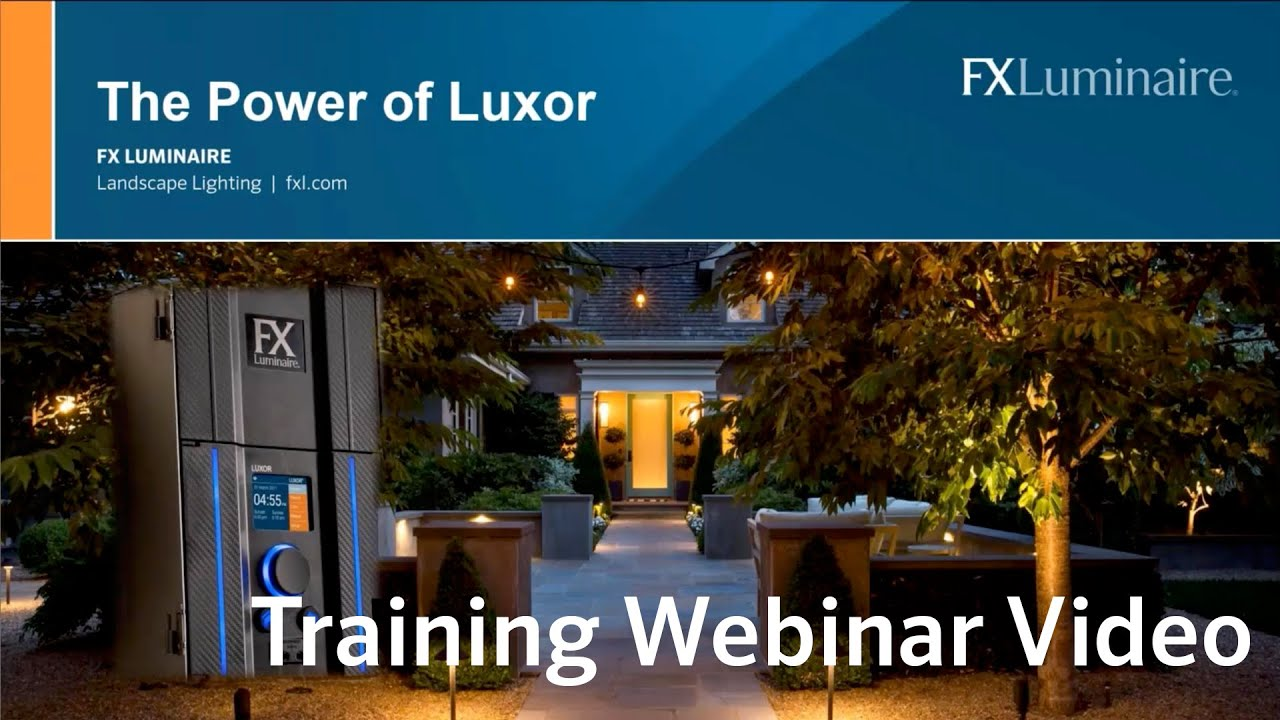 the power of luxor and luxor cloud