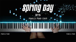 BTS - Spring Day | Piano Cover by Pianella Piano