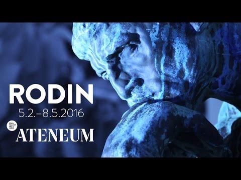 Auguste Rodin Ateneumissa
