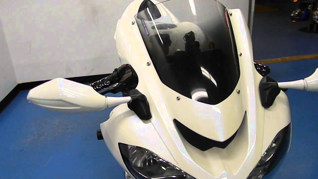 2005 Kawasaki ZX10R White - used motorcycle for sale - Eden Prairie, MN