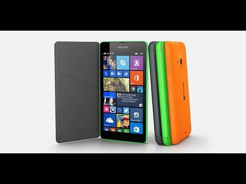 อยากลอง!! Microsoft Lumia 535 สมาร์ทโฟนรุ่นแรกในชื่อ Microsoft