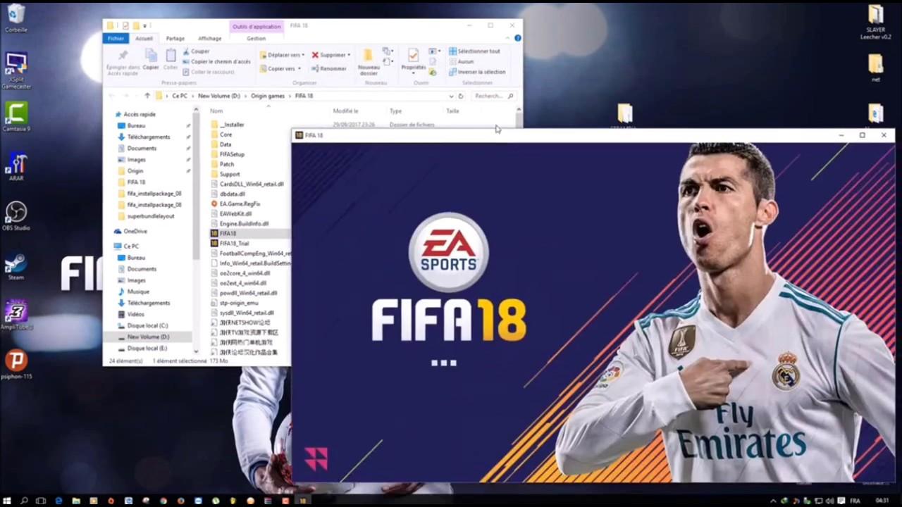 Fifa 18 Installation