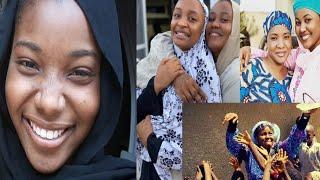 Irin Abubuwan Alkhairin da Hadiza Gabon keyi yasa wata masoyiyar ta rera mata wakar nuna yabawa