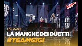 """M. Guerzoni, E. Ferretti e Gigi D'Alessio """"Caruso"""" – Finale – The Voice Senior"""