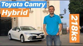 Hybrid pretekao dizel i u biznis klasi. Toyota Camry - testirao Juraj Šebalj