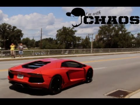 Supercars Exotics Muscle Cars Accelerating Supercars On State