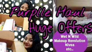 PURPLLE HAUL VIDEO||Independence day sale Offer 60% off||SimplyMyStyle Unni||Malayali YouTuber||