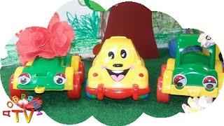 Мультфильм про машинки для мальчиков 4 лет - Добряша ТВ