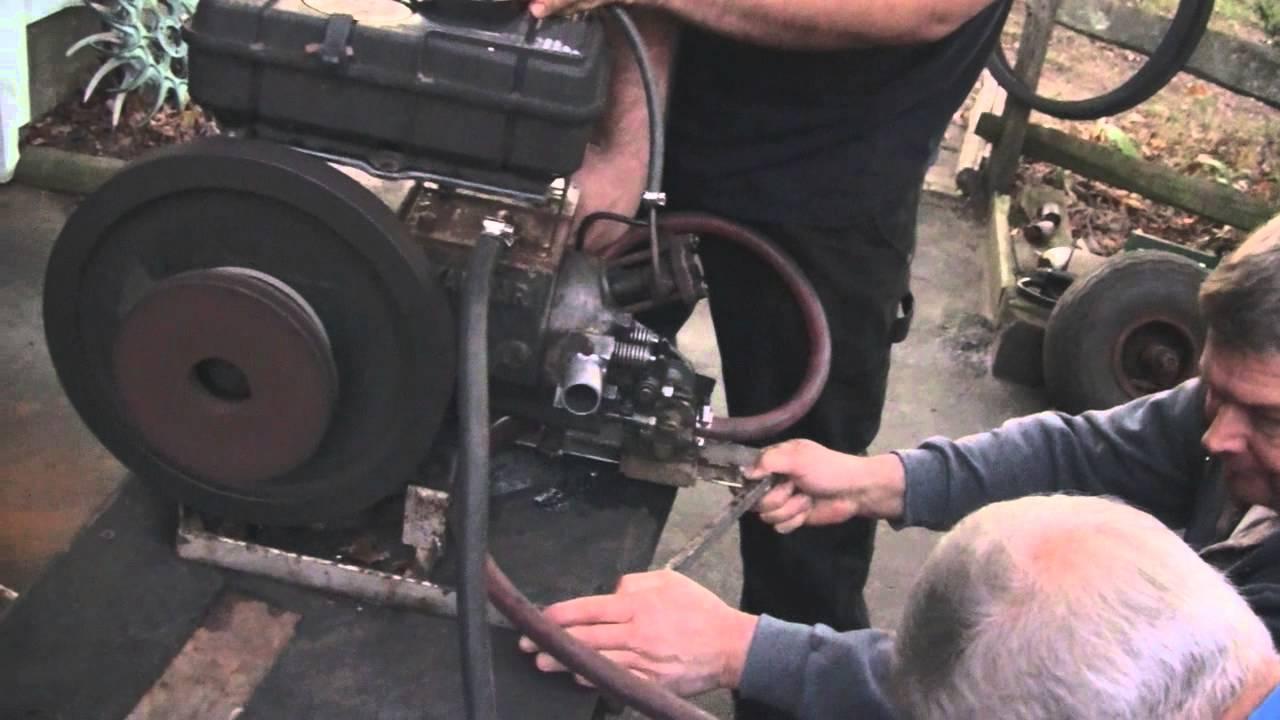 ANTIQUE YANMAR DIESEL ENGINE REBUILD (PART 3)