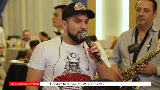 Tzanca Uraganu - Da-i incolo de bani LIVE 2018 Nunta Ronaldo & Sabina