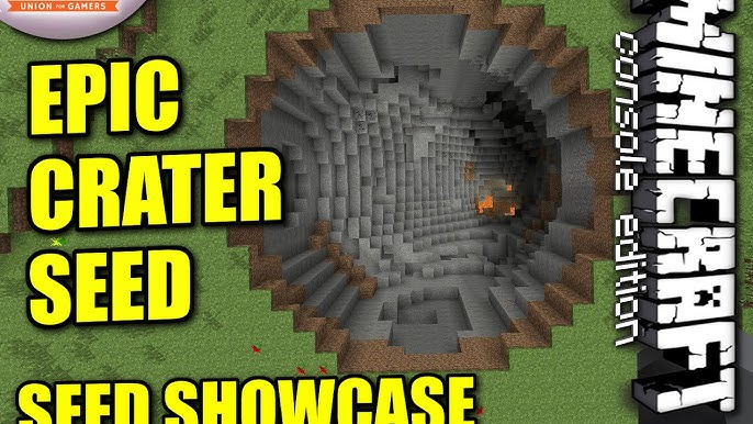 Minecraft Console - #EPIC - Seed Showcase - PS4 / Xbox / PS3