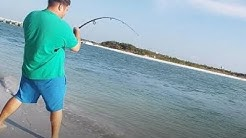 """New Pass"" Fishing Saltwater 50 LBS TEST - Fort Myers Beach"