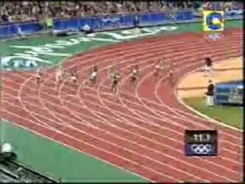 Florence Griffith Joyner VS Marion Jones