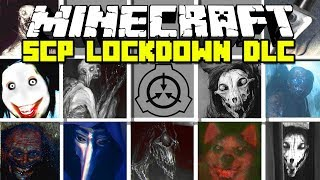 Scp lockdown
